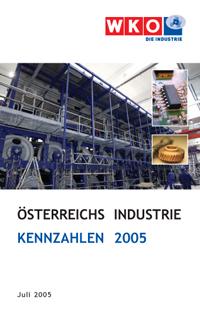 Kennzahlen 2005 Titelbild