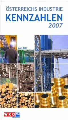 Kennzahlen 2007 Titelbild