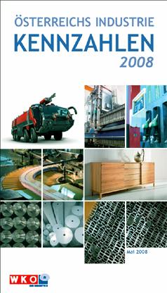 Kennzahlen 2008 Titelbild